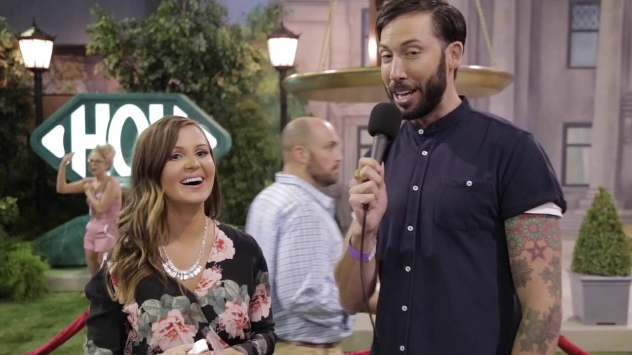 Best ideas about Big Brother Backyard Interviews . Save or Pin Michelle Meyer Big Brother 18 Backyard Interviews BB18 Now.