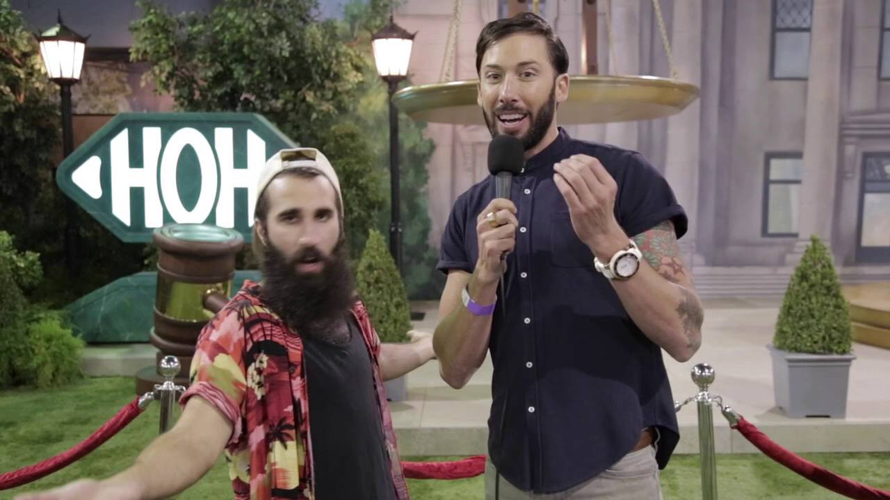 Best ideas about Big Brother Backyard Interviews . Save or Pin Paul Abrahamian Big Brother 18 Backyard Interviews BB18 Now.