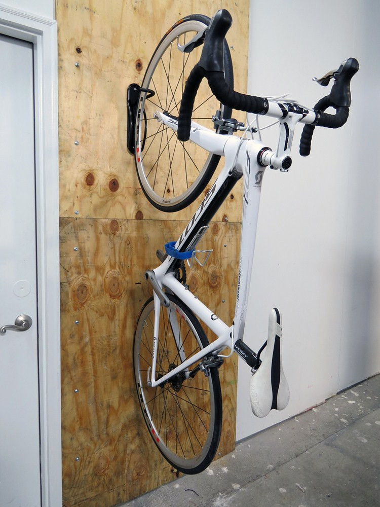Best ideas about Bike Rack Wall Mounted Vertical . Save or Pin Gear Up Solo Vertical Wall Mount Bike Storage Rack 1 Now.