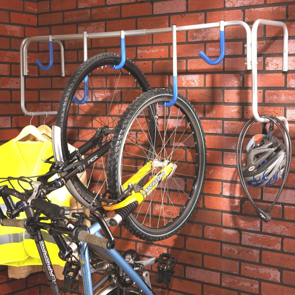 Best ideas about Bike Rack Wall Mounted Vertical . Save or Pin Indoor Wall Mounted Vertical Bike Racks Now.