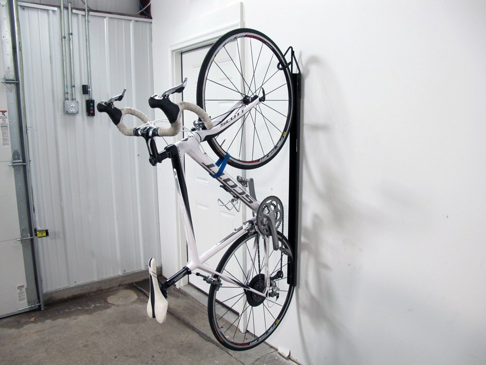 Best ideas about Bike Rack Wall Mounted Vertical . Save or Pin Saris Bike Trac Vertical Bike Storage Rack Wall Mount Now.