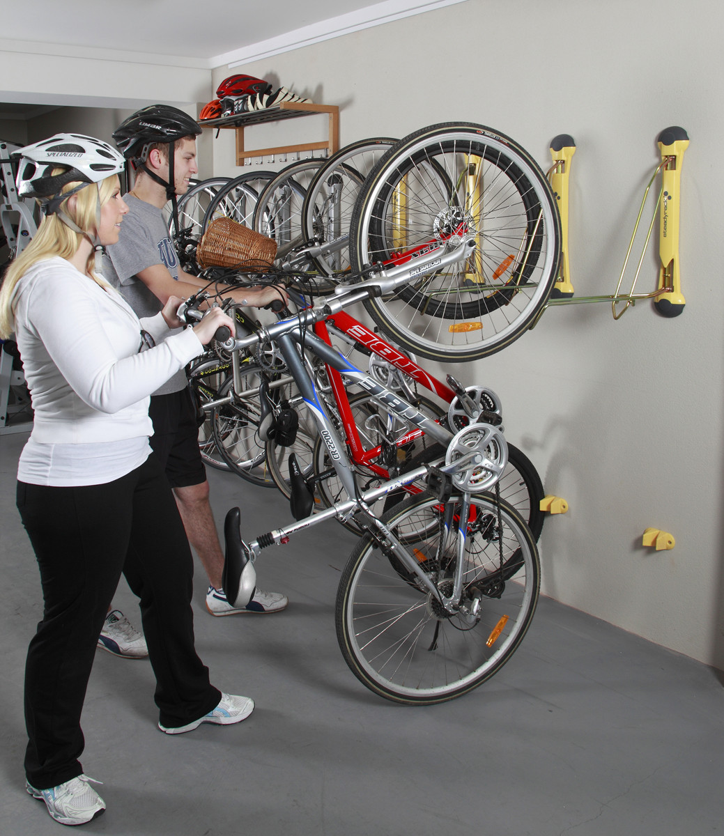 Best ideas about Bike Rack Wall Mounted Vertical . Save or Pin Vertical Wall Bike Racks Now.