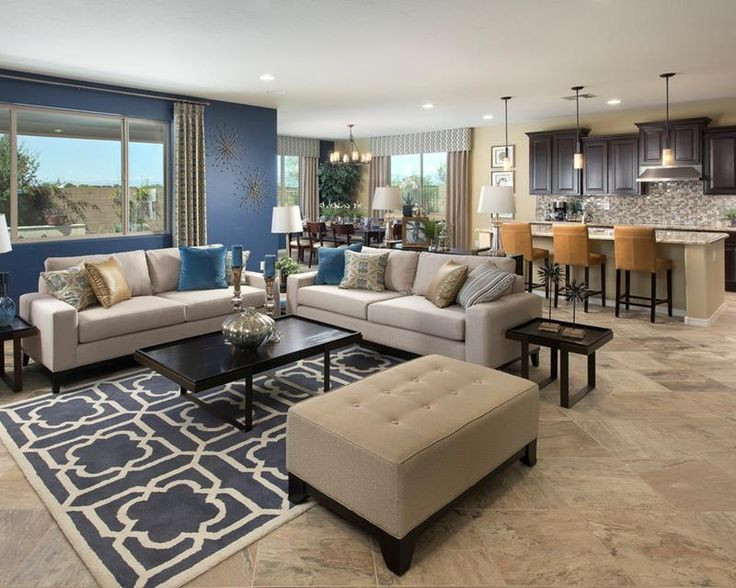 Best ideas about Blue Accent Wall Living Room . Save or Pin 17 Best ideas about Blue Accent Walls on Pinterest Now.