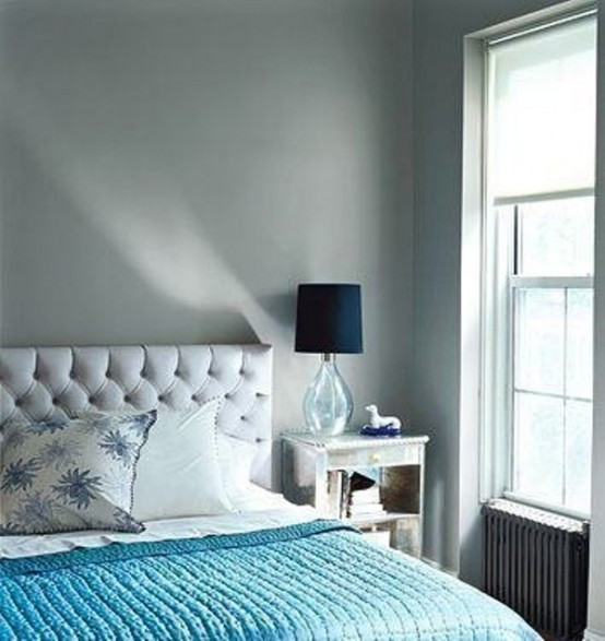 Best ideas about Blue And Grey Bedroom . Save or Pin 47 Beautiful Blue And Gray Bedrooms DigsDigs Now.