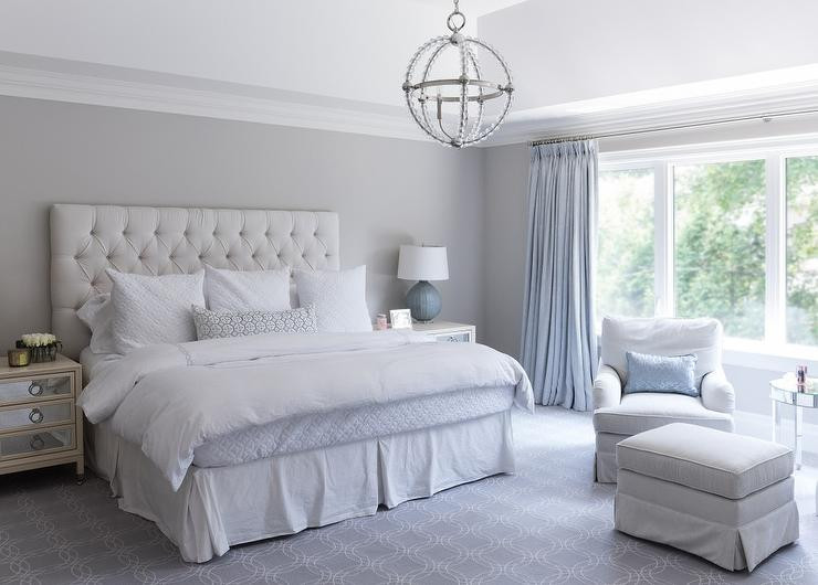 Best ideas about Blue And Grey Bedroom . Save or Pin Blue And Gray Bedroom Ideas Design Ideas Now.