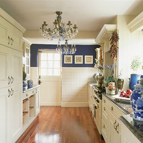 Best ideas about Blue And White Kitchen Decor . Save or Pin blue and white kitchen kimsta 75 Now.