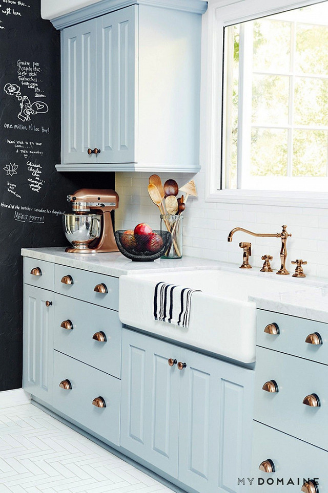 Best ideas about Blue And White Kitchen Decor . Save or Pin Blue and White Kitchen Decor Inspiration 40 Ideas to PIN Now.