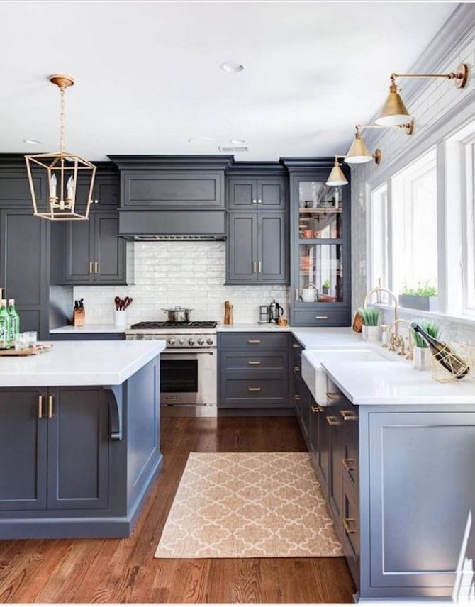 Best ideas about Blue And White Kitchen Ideas . Save or Pin Blue and White Kitchen Decor Inspiration 40 Ideas Now.
