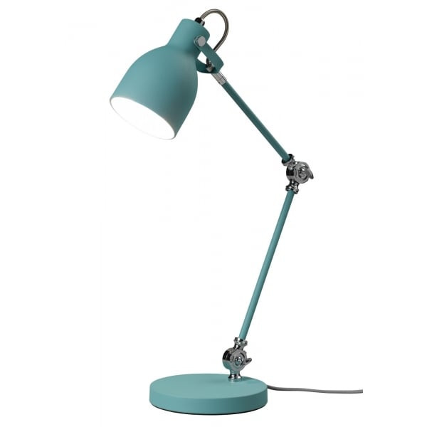 Best ideas about Blue Desk Lamp . Save or Pin Wild and Wolf Task Lamp French Blue Table Desk Light Now.