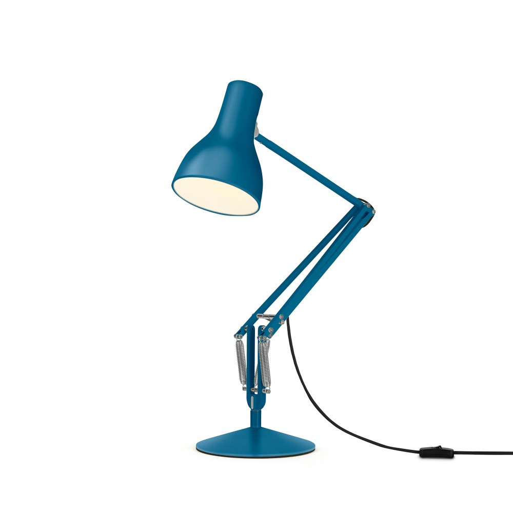 Best ideas about Blue Desk Lamp . Save or Pin Type 75 Desk Lamp Margaret Howell Edition Saxon blue Now.