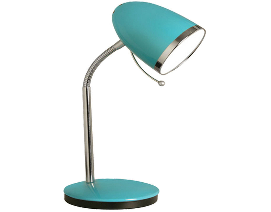 Best ideas about Blue Desk Lamp . Save or Pin Reading Lamps And Desk Lamps from Easy Lighting Now.