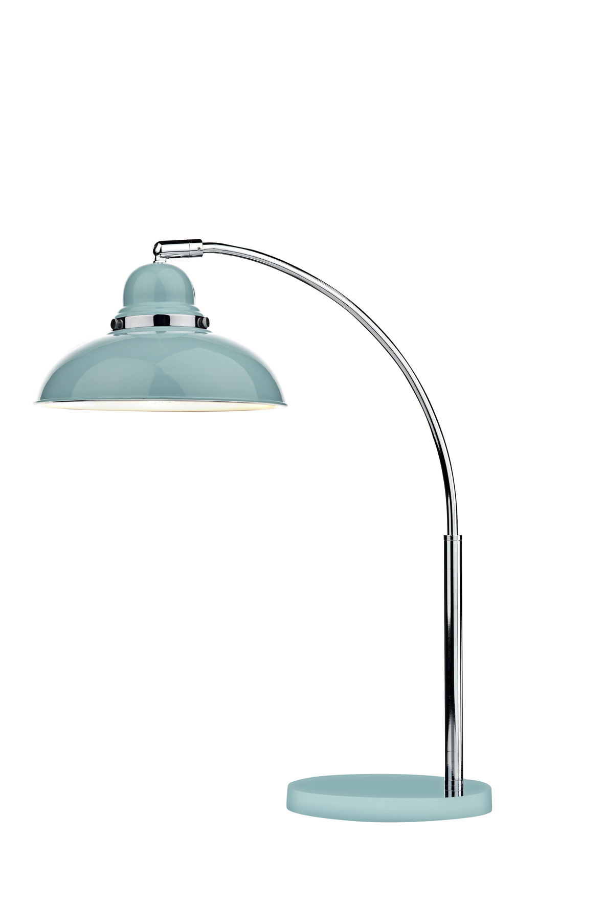 Best ideas about Blue Desk Lamp . Save or Pin Dynamo Single Light Table Lamp Blue by Brewers Home Now.