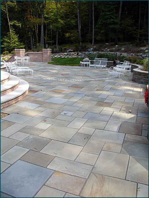 Best ideas about Blue Stone Patio . Save or Pin 25 best ideas about Bluestone Patio on Pinterest Now.