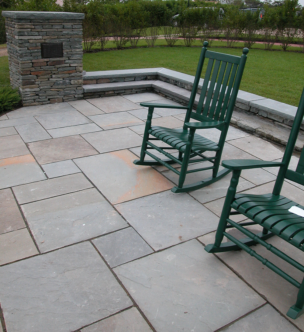 Best ideas about Blue Stone Patio . Save or Pin Masonry Depot New York Now.