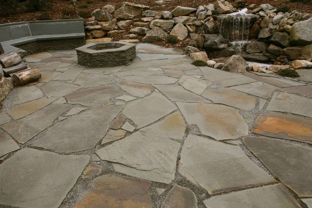 Best ideas about Blue Stone Patio . Save or Pin How to Laying a bluestone patio Now.