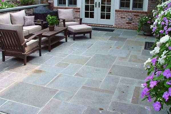 Best ideas about Blue Stone Patio . Save or Pin Your Bluestone Headquarters Now.