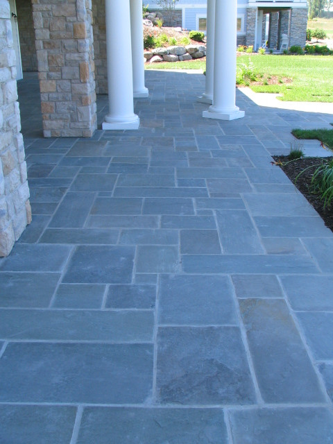 Best ideas about Blue Stone Patio . Save or Pin Bluestone Patio Gallery Now.