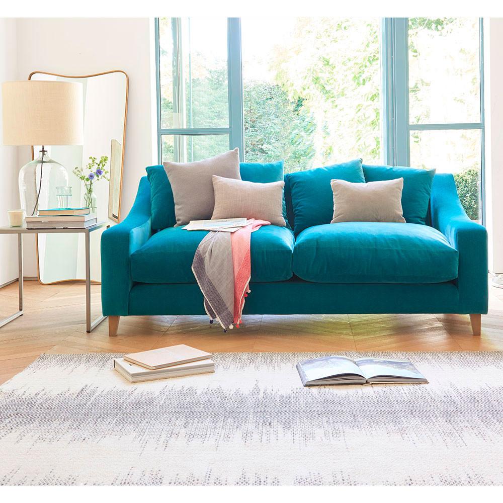 Best ideas about Blue Velvet Sofa . Save or Pin Velvet sofas Our pick of best Now.