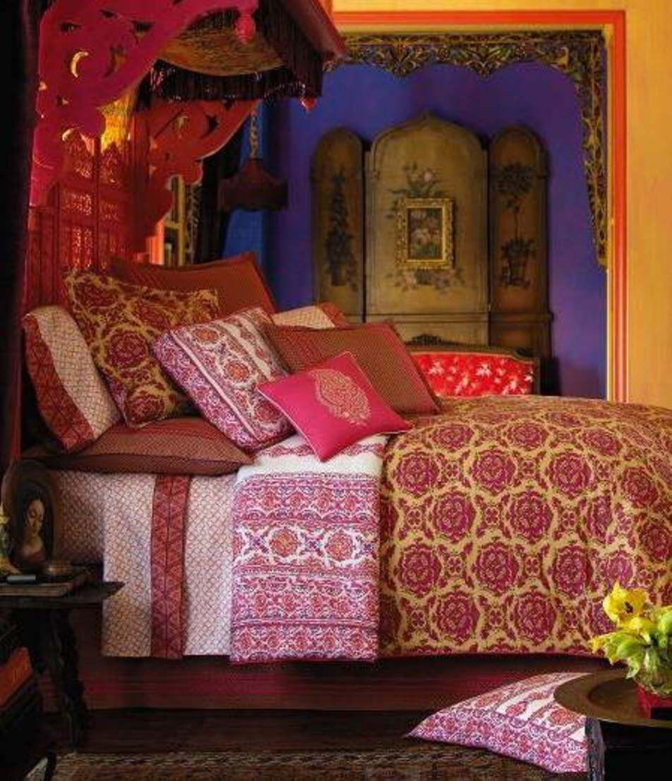 Best ideas about Bohemian Style Bedroom . Save or Pin 10 Bohemian Bedroom Interior Design Ideas s Now.