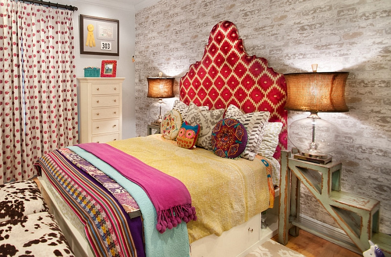 Best ideas about Bohemian Style Bedroom . Save or Pin Bohemian Style Interiors Living Rooms and Bedrooms Now.