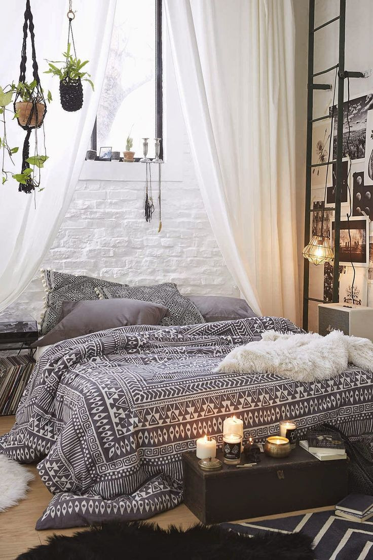 Best ideas about Bohemian Style Bedroom . Save or Pin 20 Dreamy Boho Room Decor Ideas Now.