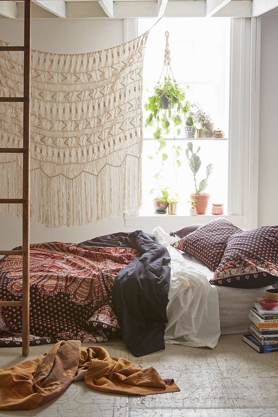 Best ideas about Bohemian Style Bedroom . Save or Pin 31 Bohemian Bedroom Ideas Decoholic Now.
