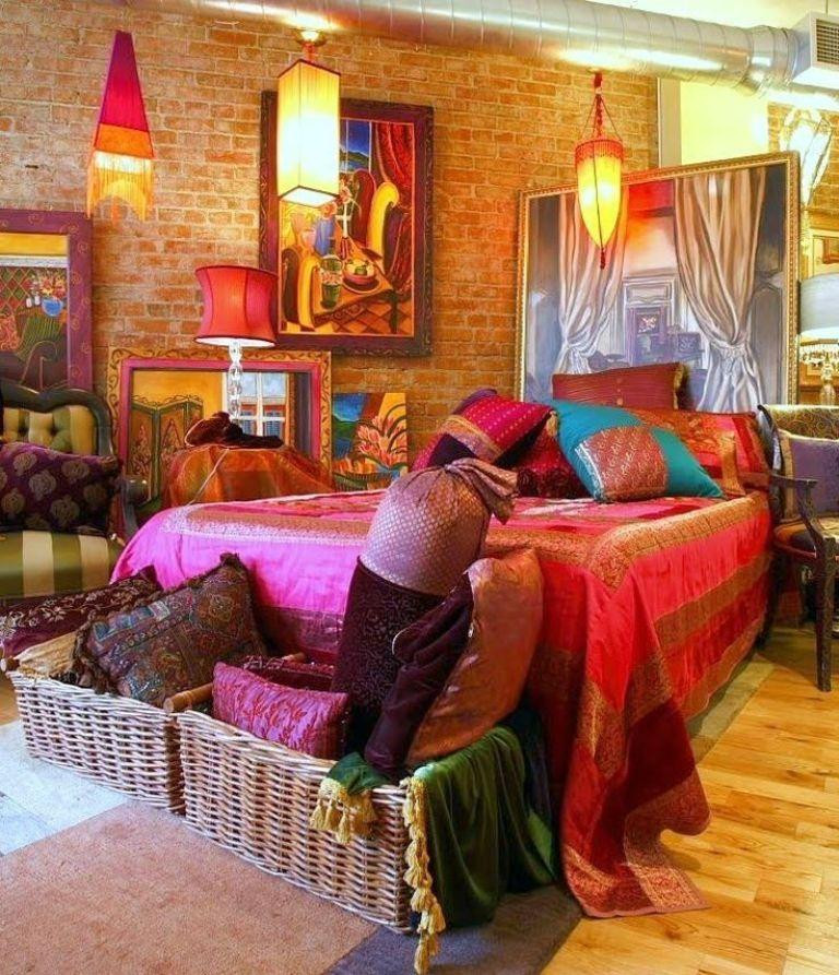 Best ideas about Bohemian Style Bedroom . Save or Pin 20 Whimsical Bohemian Bedroom Ideas Rilane Now.