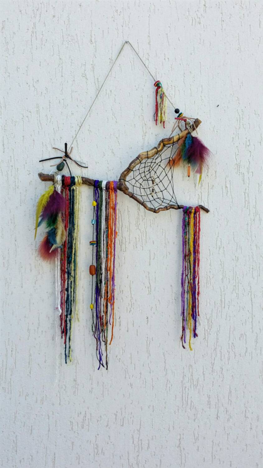 Best ideas about Boho Wall Art . Save or Pin Boho Rustic gypsy décor Gypsy wall art bohemian décor Now.