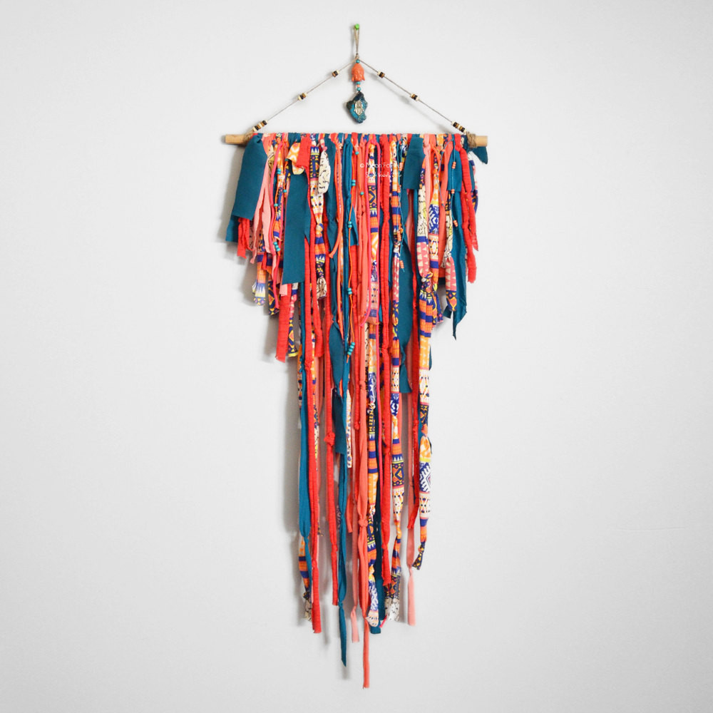 Best ideas about Boho Wall Art . Save or Pin Boho Wall Decor Wall Hanging Fringe Wall Art Hippie Now.