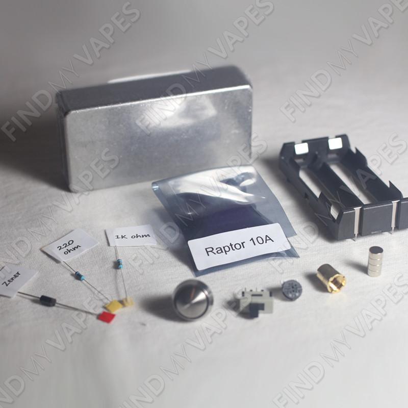 Best ideas about Box Mod Kit DIY . Save or Pin DIY Raptor 10A Box Mod Kit Now.