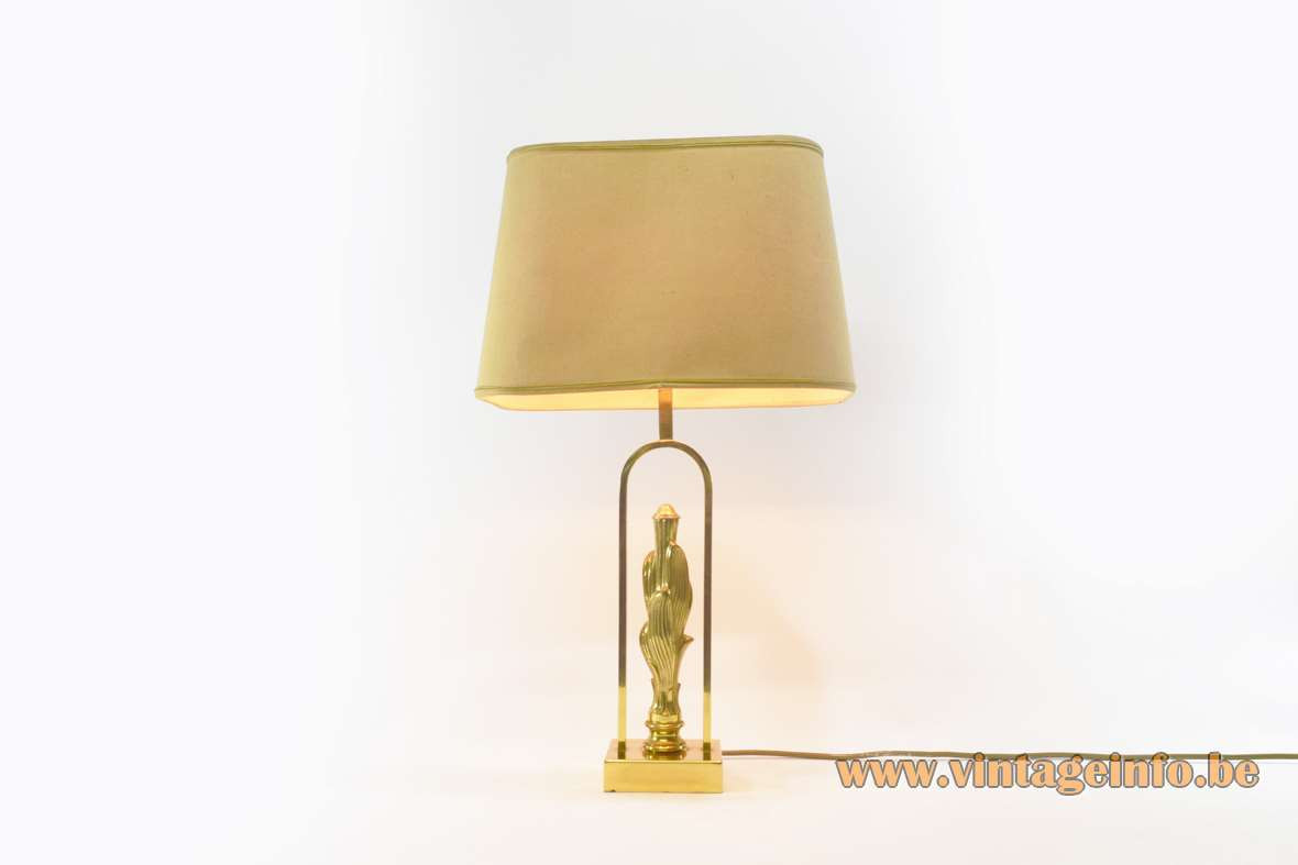 Best ideas about Brass Desk Lamp . Save or Pin Brass Eternal Flame Table Lamp –Vintage Info – All About Now.