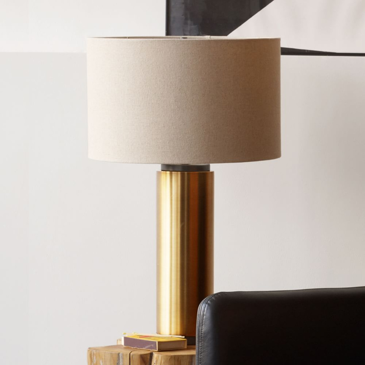 Best ideas about Brass Desk Lamp . Save or Pin Pillar Table Lamp Antique Brass Now.