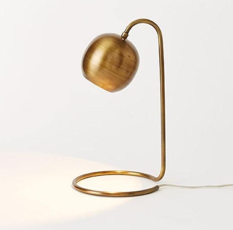 Best ideas about Brass Desk Lamp . Save or Pin Brass Desk Lamps – remixedinteriors Now.