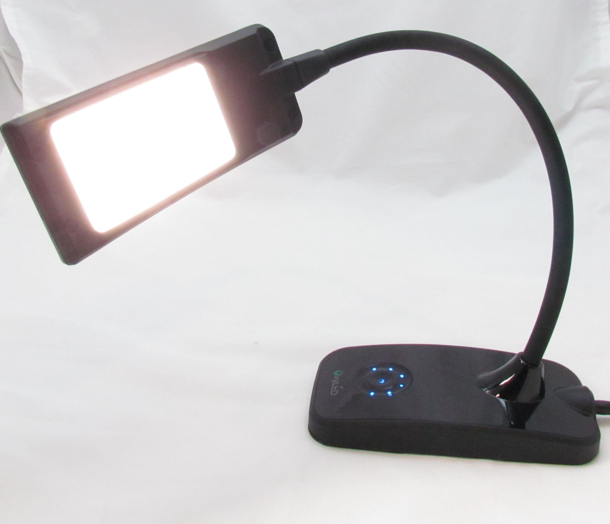 Best ideas about Bright Desk Lamp . Save or Pin OxyLED T120 Dimmable Eye care LED Desk Lamp Now.