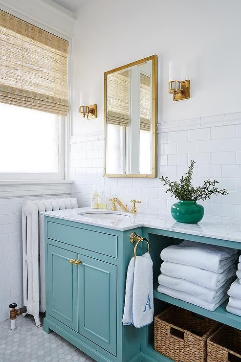 Best ideas about Brittney White Laundry Room . Save or Pin 25 best ideas about Turquoise bathroom on Pinterest Now.