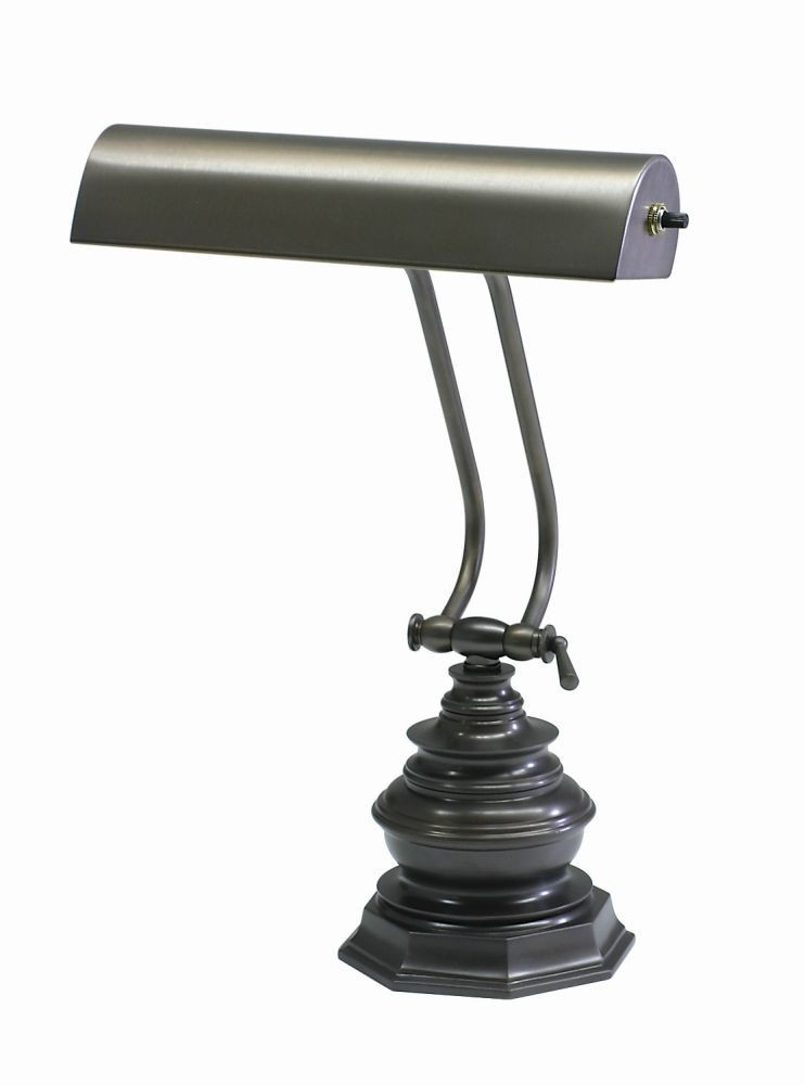 Best ideas about Bronze Desk Lamp . Save or Pin 10 Inch 1 Light Piano Desk Lamp In Mahogany Bronze With Now.