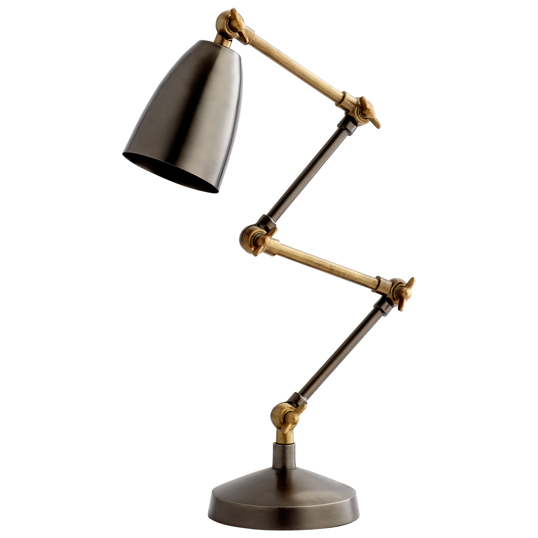 Best ideas about Bronze Desk Lamp . Save or Pin Bronze Desk Lamp Now.