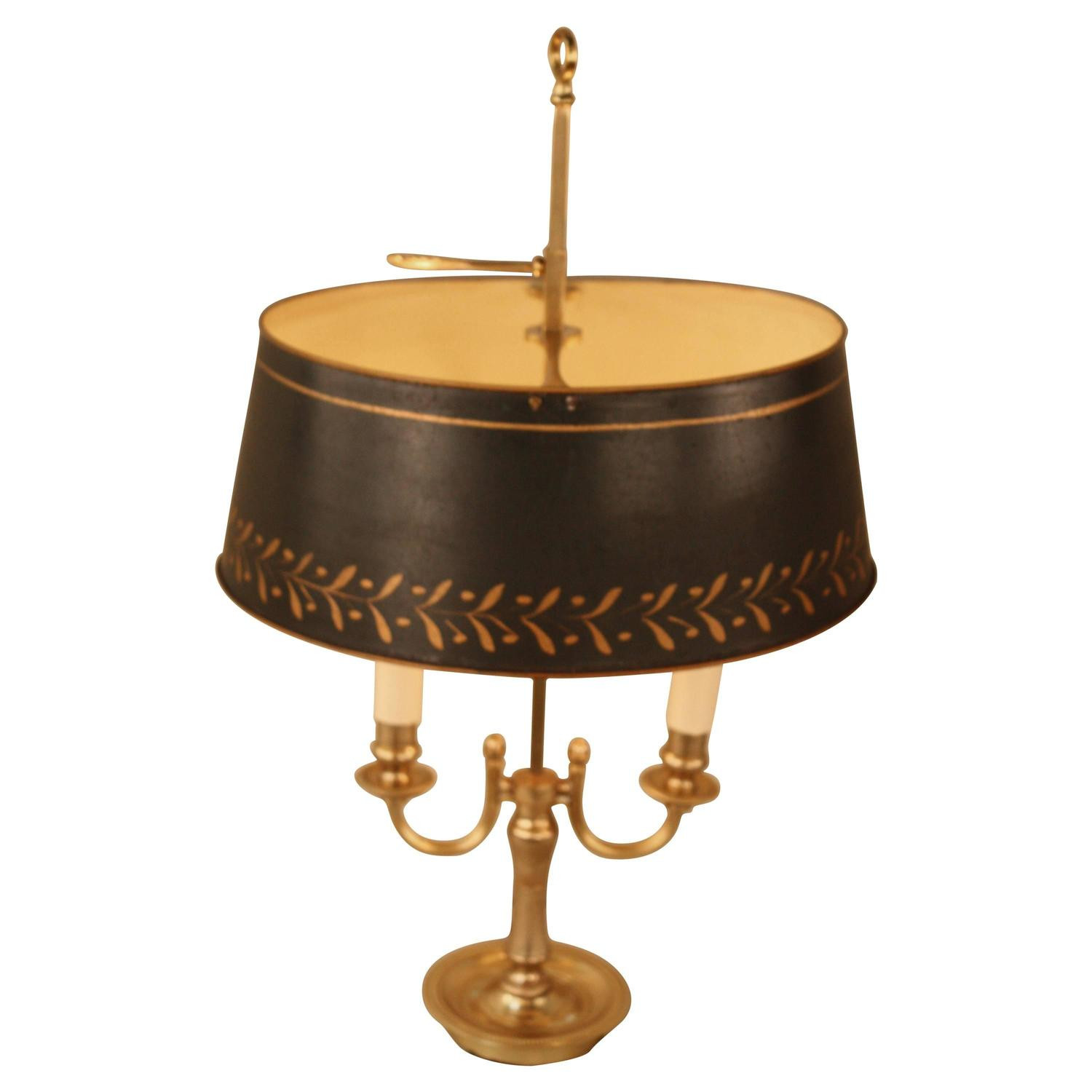 Best ideas about Bronze Desk Lamp . Save or Pin French Bronze Bouillotte Desk Lamp at 1stdibs Now.