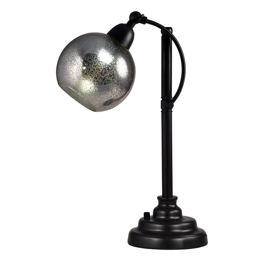 Best ideas about Bronze Desk Lamp . Save or Pin Springdale Lighting Alexandria 21 in Oil Rubbed Bronze Now.
