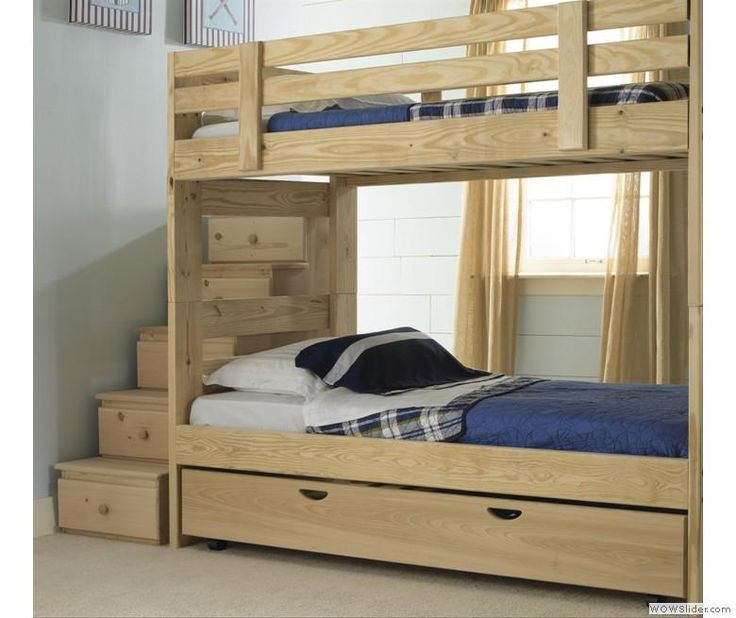 Best ideas about Bunk Bed Plans With Stairs . Save or Pin Best 25 Bunk bed plans ideas on Pinterest Now.