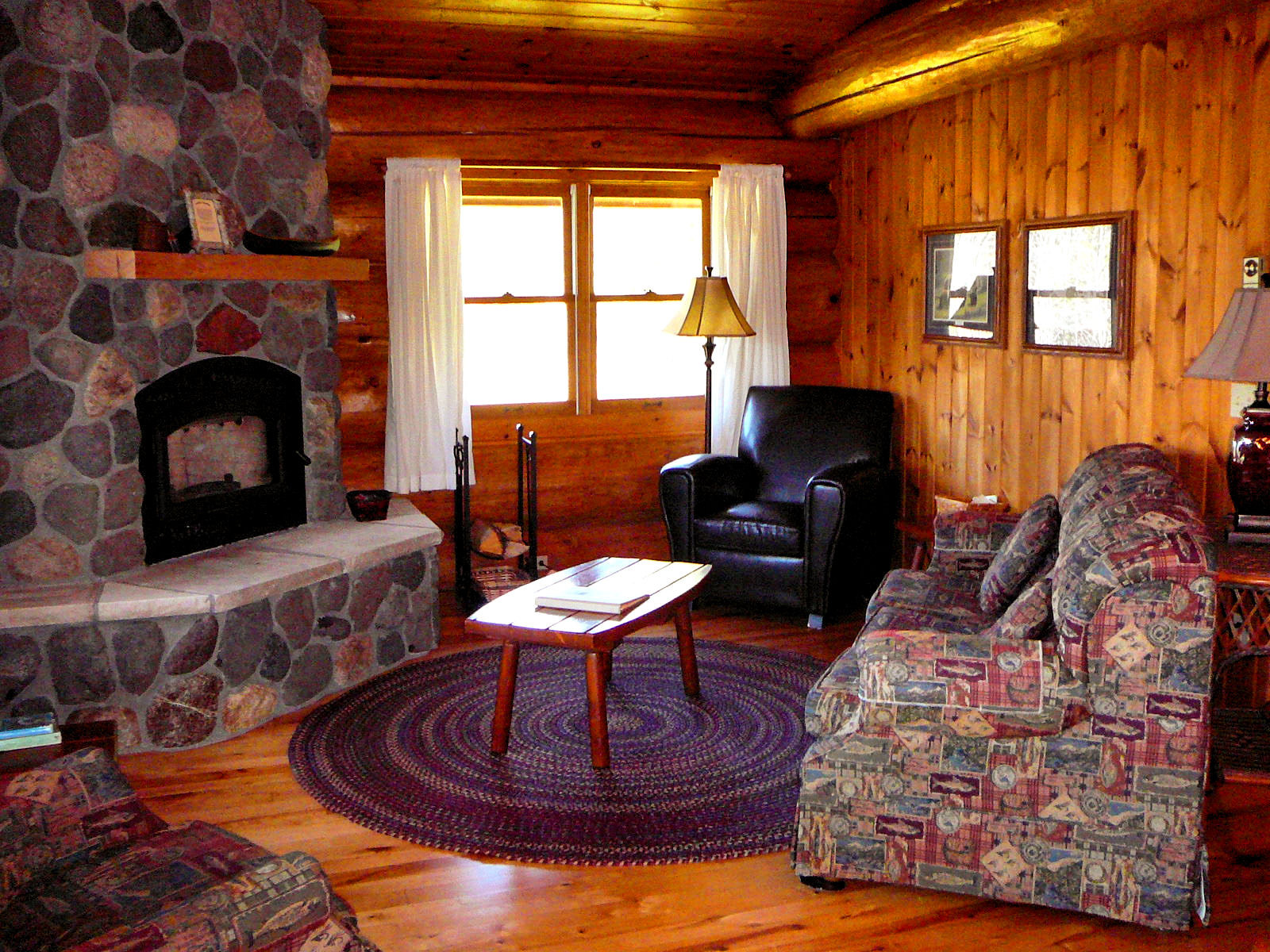 Best ideas about Cabin Living Room . Save or Pin Bearskin Lodge Blog Archive Englemann Spruce Cabin 10 Now.