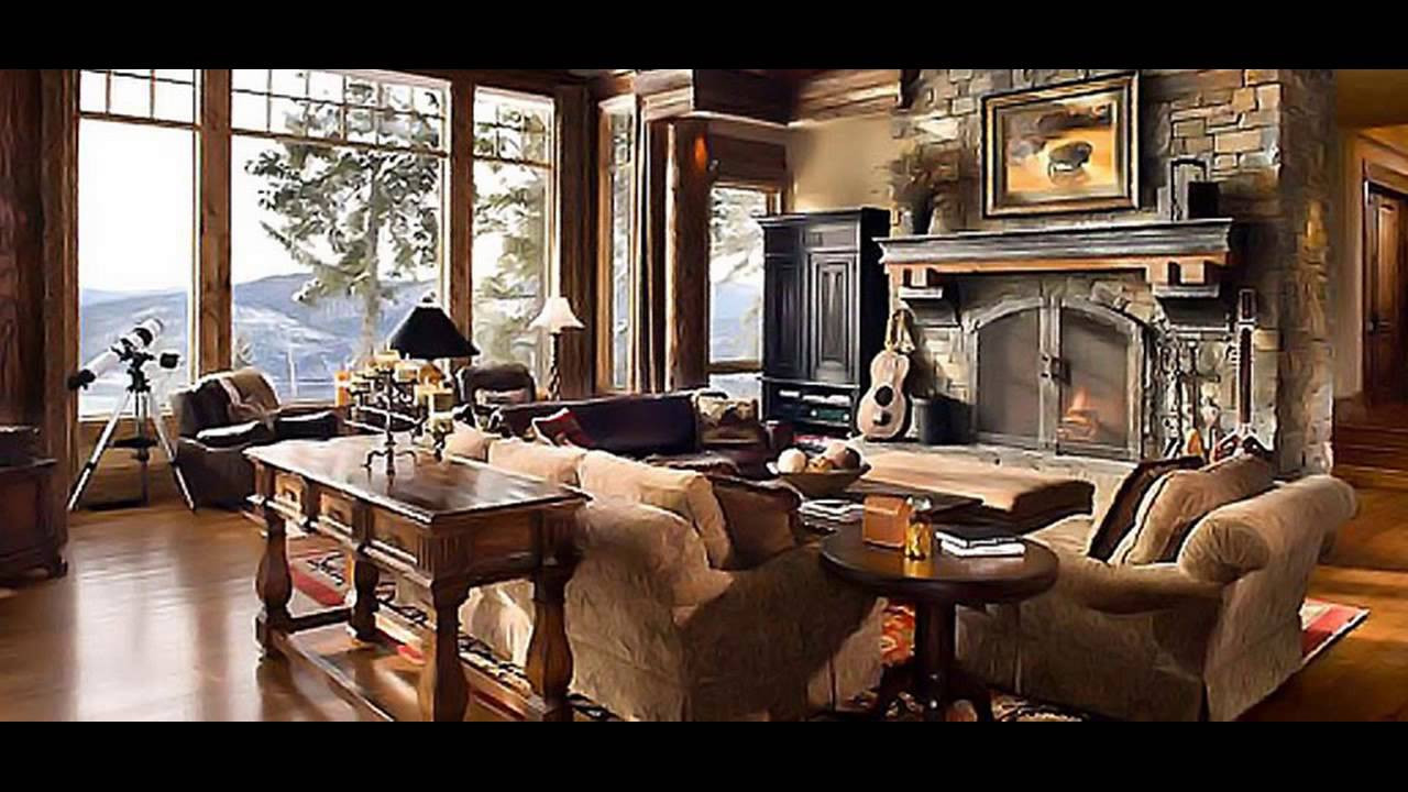 Best ideas about Cabin Living Room . Save or Pin Cabin Living Room Furniture Now.