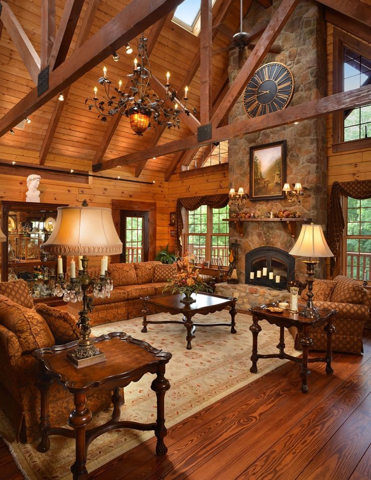 Best ideas about Cabin Living Room . Save or Pin Best 25 Log cabin furniture ideas on Pinterest Now.