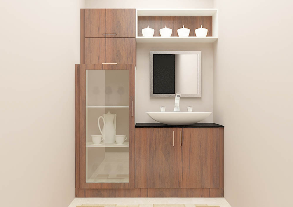 Best ideas about Cabinet Design Online . Save or Pin Crockery Cabinets line Now.