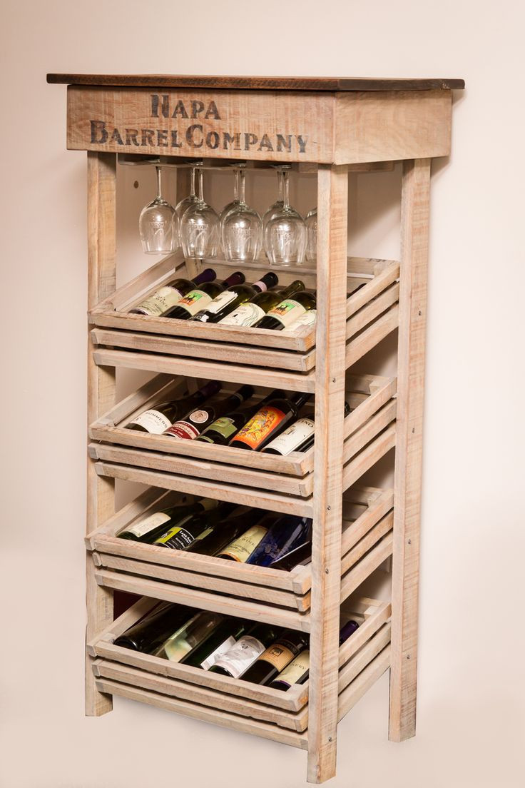 Best ideas about Cabinet With Wine Rack . Save or Pin 1000 ideas about Wine Rack Cabinet on Pinterest Now.