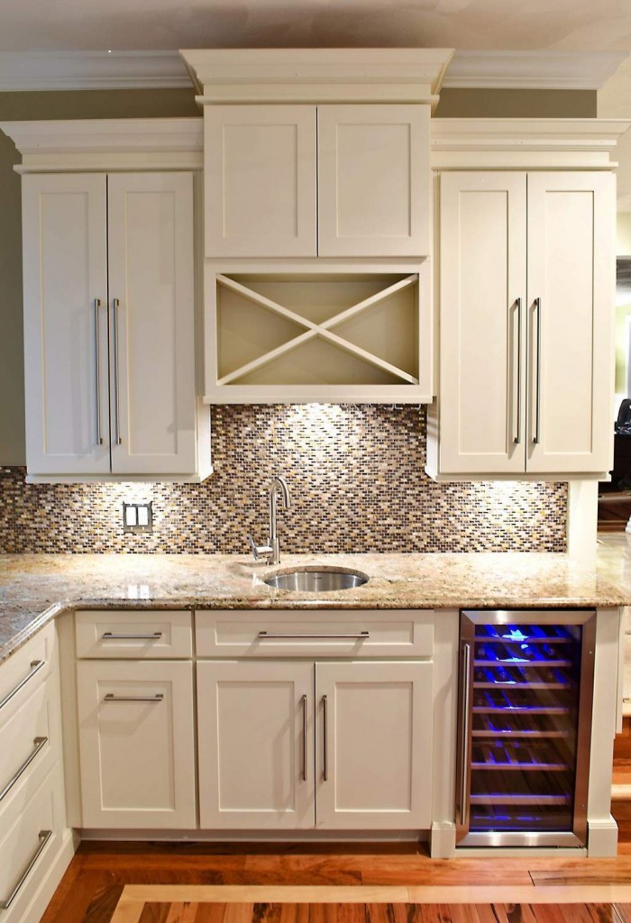 Best ideas about Cabinet With Wine Rack . Save or Pin Under Cabinet Wine Rack CliqStudios Now.