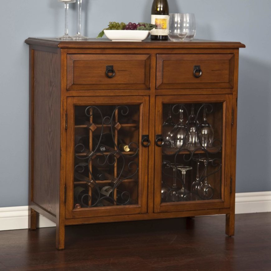 Best ideas about Cabinet With Wine Rack . Save or Pin 21 Wine Rack Ideas Ultimate Buyers Guide Now.