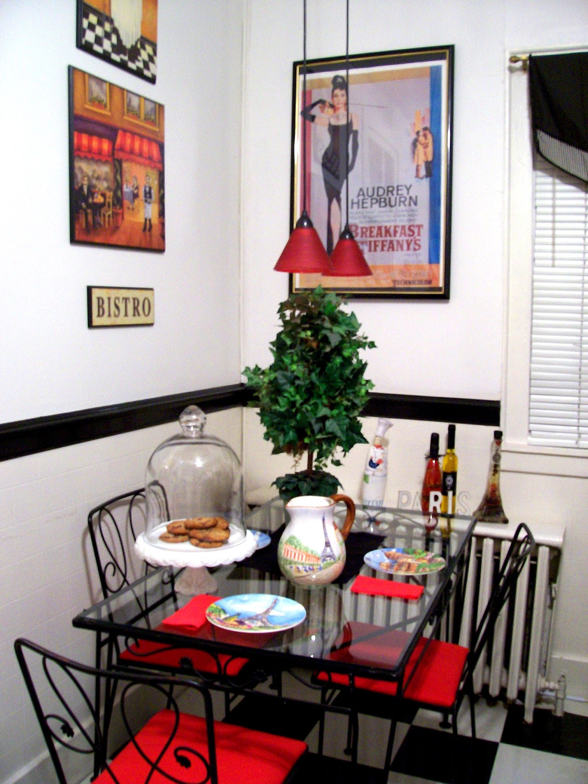 Best ideas about Cafe Kitchen Decor . Save or Pin Eye For Design Bistro Kitchen In A Circa 1900 Home Now.