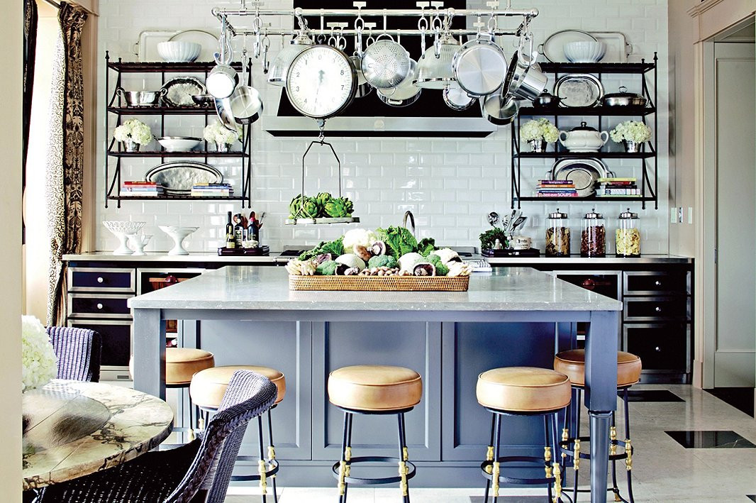 Best ideas about Cafe Kitchen Decor . Save or Pin French Bistro Style Kitchens Now.