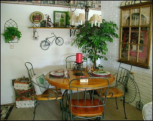 Best ideas about Cafe Kitchen Decor . Save or Pin Decorating theme bedrooms Maries Manor French cafe Now.